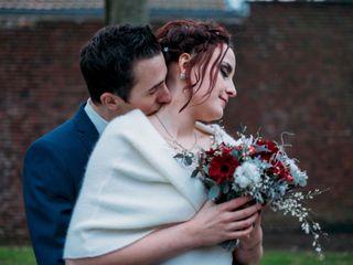 Le mariage de Agathe et Cédric