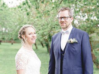Le mariage de Cécile et Nicolas 1