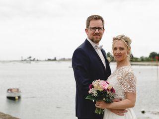 Le mariage de Cécile et Nicolas