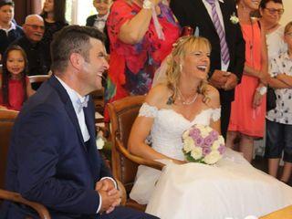 Le mariage de Patricia  et Fabrice