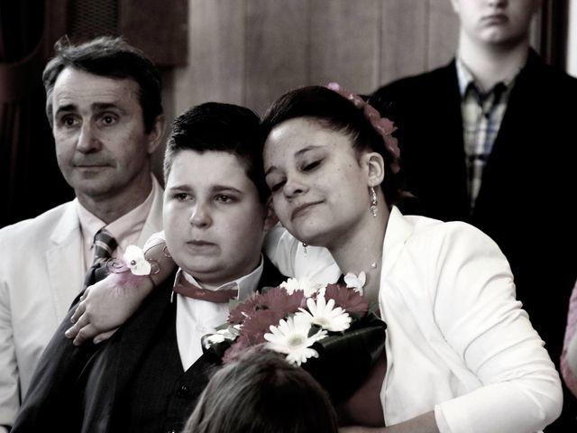 Le mariage de David et Marion à Noeux-les-Mines, Pas-de-Calais 17
