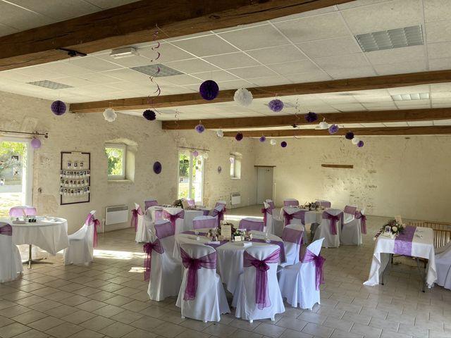 Le mariage de Jonathan et Julie  à Busloup, Loir-et-Cher 3