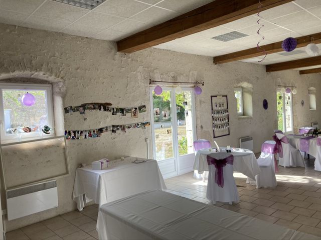 Le mariage de Jonathan et Julie  à Busloup, Loir-et-Cher 4