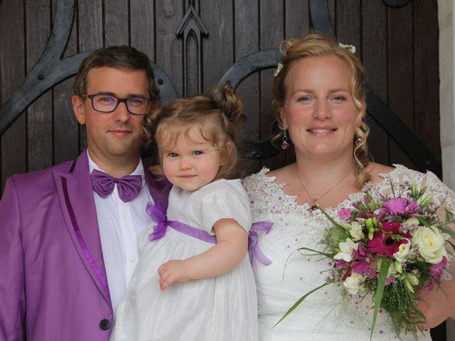 Le mariage de Jonathan et Julie  à Busloup, Loir-et-Cher 1
