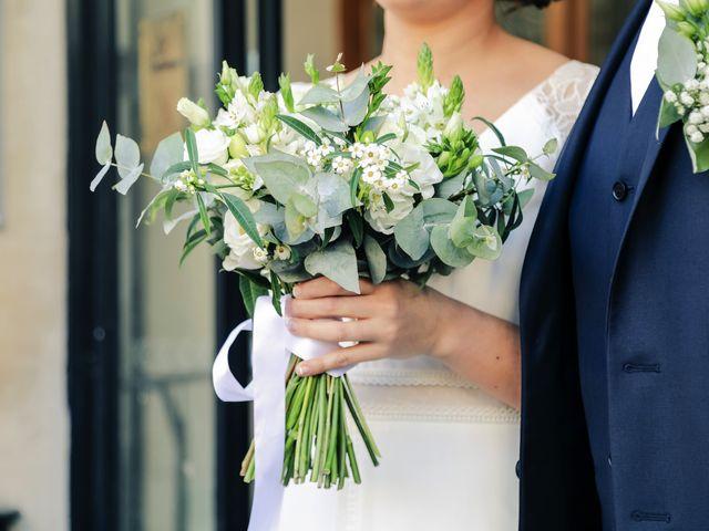Le mariage de Sadok et Pauline à Paris, Paris 15