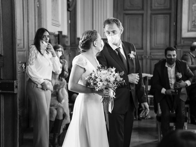 Le mariage de Sadok et Pauline à Paris, Paris 23