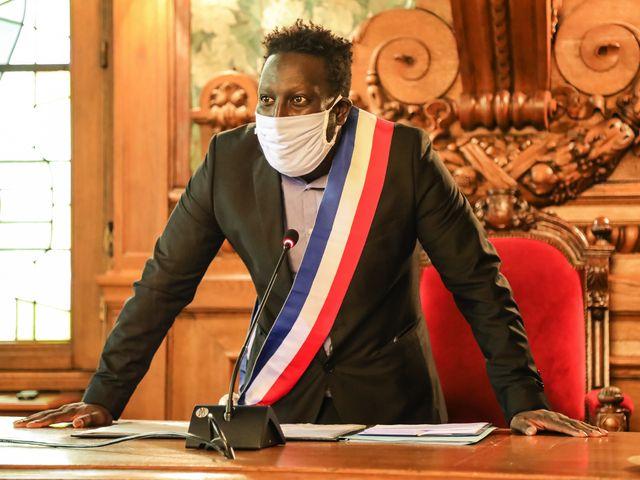Le mariage de Sadok et Pauline à Paris, Paris 26