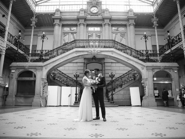 Le mariage de Sadok et Pauline à Paris, Paris 45