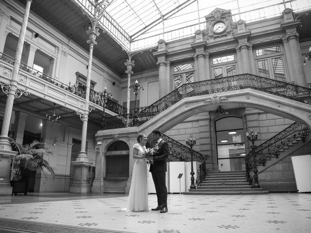 Le mariage de Sadok et Pauline à Paris, Paris 46