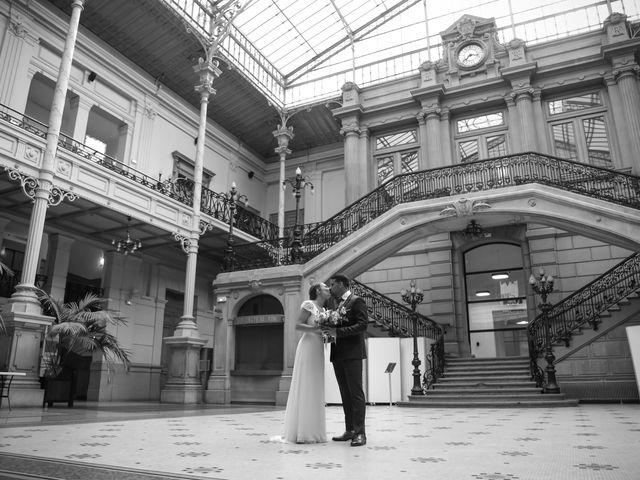 Le mariage de Sadok et Pauline à Paris, Paris 47