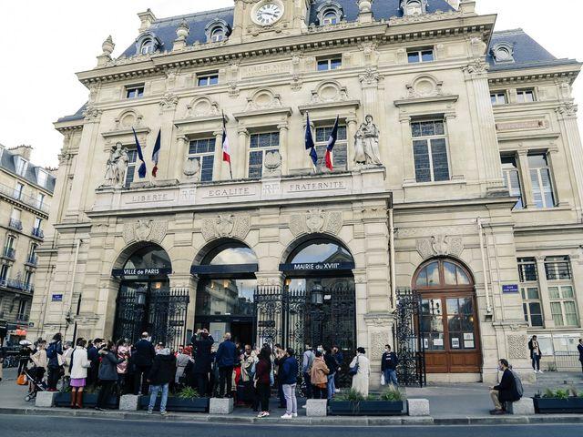 Le mariage de Sadok et Pauline à Paris, Paris 50