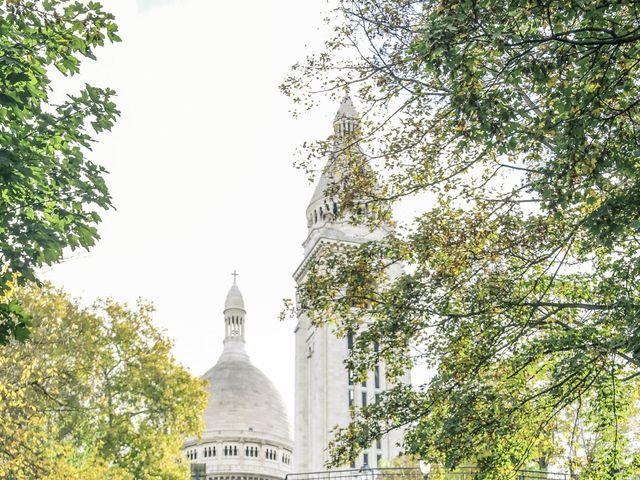 Le mariage de Sadok et Pauline à Paris, Paris 51