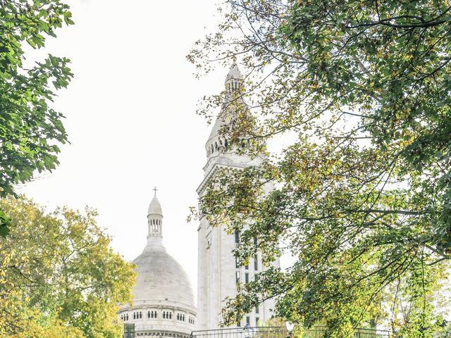 Le mariage de Sadok et Pauline à Paris, Paris 52