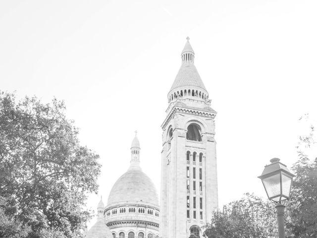 Le mariage de Sadok et Pauline à Paris, Paris 55