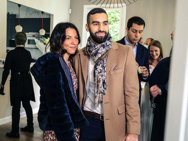 Le mariage de Sadok et Pauline à Paris, Paris 109