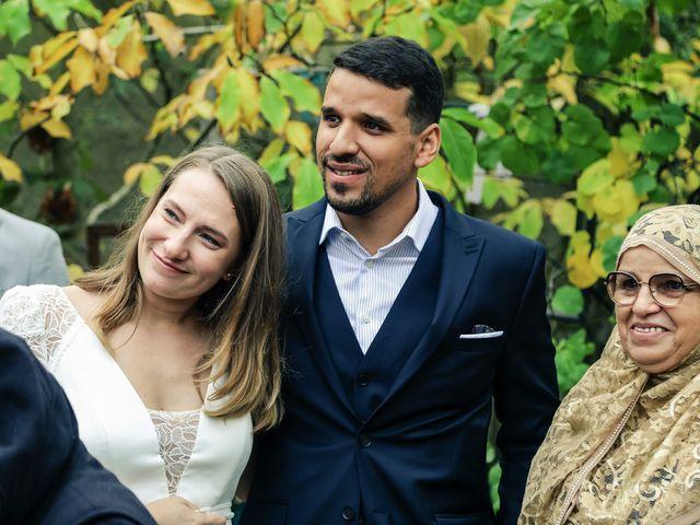 Le mariage de Sadok et Pauline à Paris, Paris 121