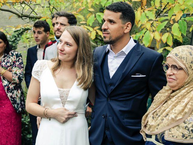 Le mariage de Sadok et Pauline à Paris, Paris 123