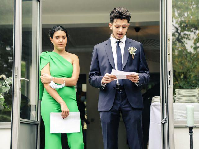 Le mariage de Sadok et Pauline à Paris, Paris 130