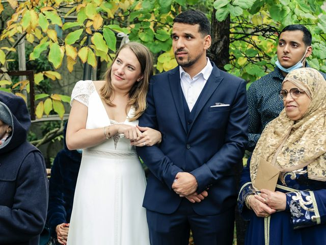 Le mariage de Sadok et Pauline à Paris, Paris 132