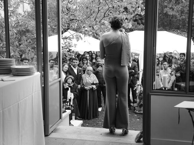 Le mariage de Sadok et Pauline à Paris, Paris 134