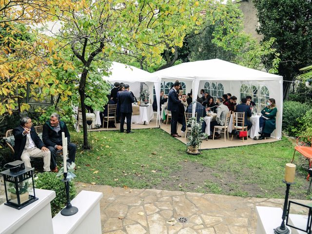 Le mariage de Sadok et Pauline à Paris, Paris 136
