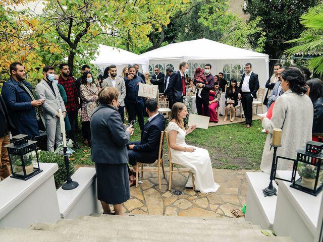 Le mariage de Sadok et Pauline à Paris, Paris 144