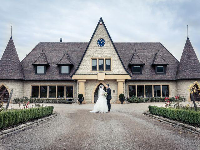 Le mariage de Franck et Cécile à Wettolsheim, Haut Rhin 13