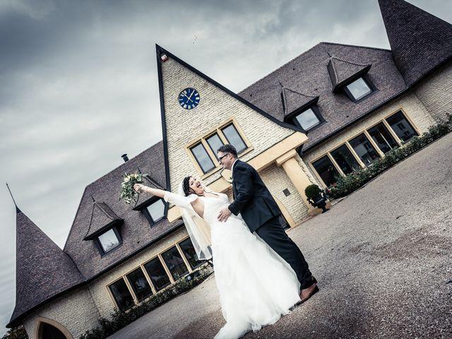 Le mariage de Franck et Cécile à Wettolsheim, Haut Rhin 15