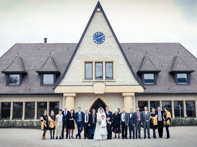 Le mariage de Franck et Cécile à Wettolsheim, Haut Rhin 18