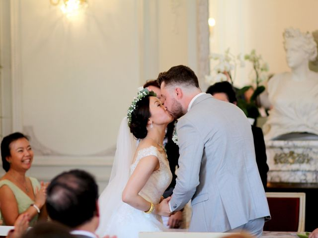 Le mariage de Jiazhi et Thibault à Mérignac, Gironde 1