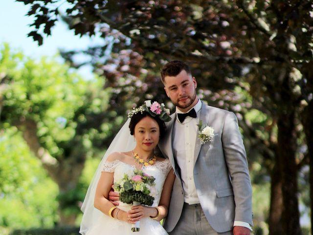 Le mariage de Jiazhi et Thibault à Mérignac, Gironde 4