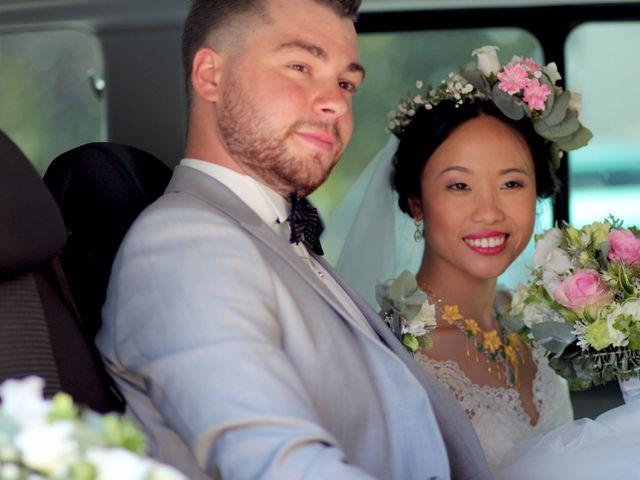 Le mariage de Jiazhi et Thibault à Mérignac, Gironde 2