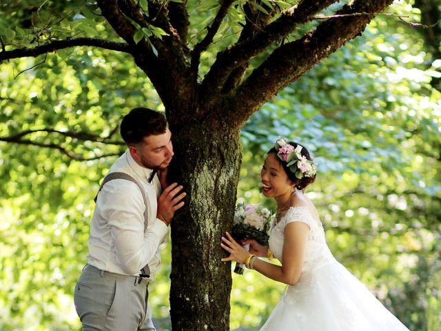 Le mariage de Jiazhi et Thibault à Mérignac, Gironde 5