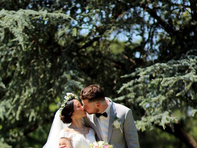 Le mariage de Jiazhi et Thibault à Mérignac, Gironde 14