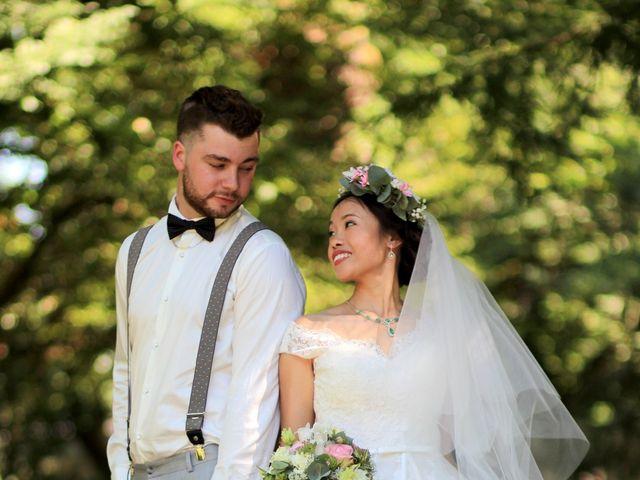 Le mariage de Jiazhi et Thibault à Mérignac, Gironde 16
