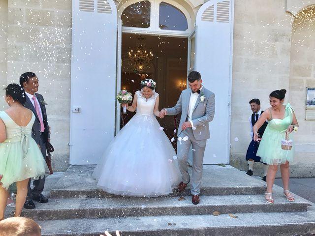 Le mariage de Jiazhi et Thibault à Mérignac, Gironde 53