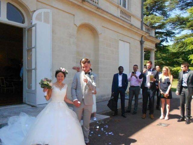 Le mariage de Jiazhi et Thibault à Mérignac, Gironde 56