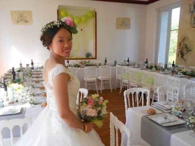 Le mariage de Jiazhi et Thibault à Mérignac, Gironde 57