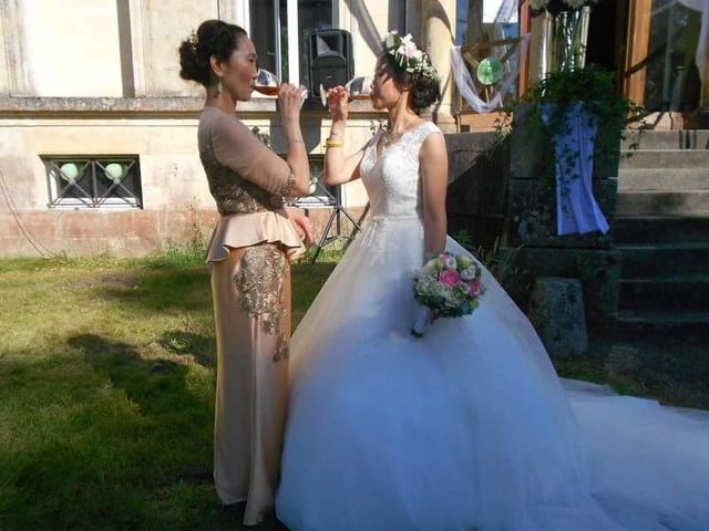 Le mariage de Jiazhi et Thibault à Mérignac, Gironde 58