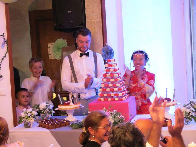 Le mariage de Jiazhi et Thibault à Mérignac, Gironde 63