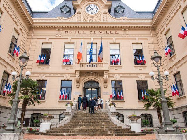 Le mariage de Ronan et Blandine à Villefranche-sur-Saône, Rhône 2