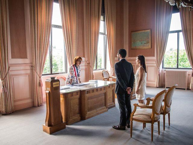 Le mariage de Ronan et Blandine à Villefranche-sur-Saône, Rhône 6