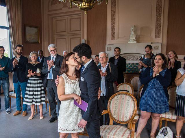 Le mariage de Ronan et Blandine à Villefranche-sur-Saône, Rhône 10