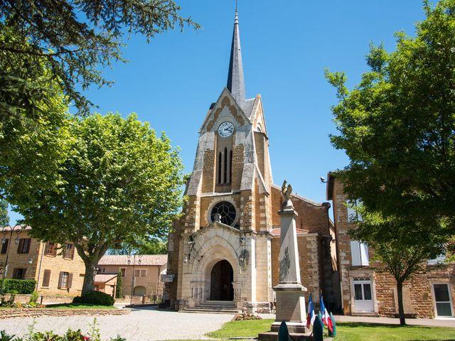 Le mariage de Ronan et Blandine à Villefranche-sur-Saône, Rhône 14