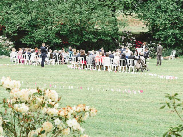 Le mariage de Nicolas et Cécile à Elliant, Finistère 9