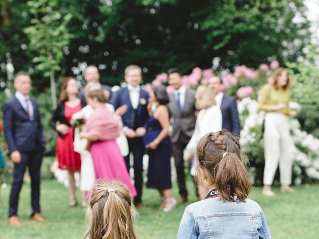 Le mariage de Nicolas et Cécile à Elliant, Finistère 10