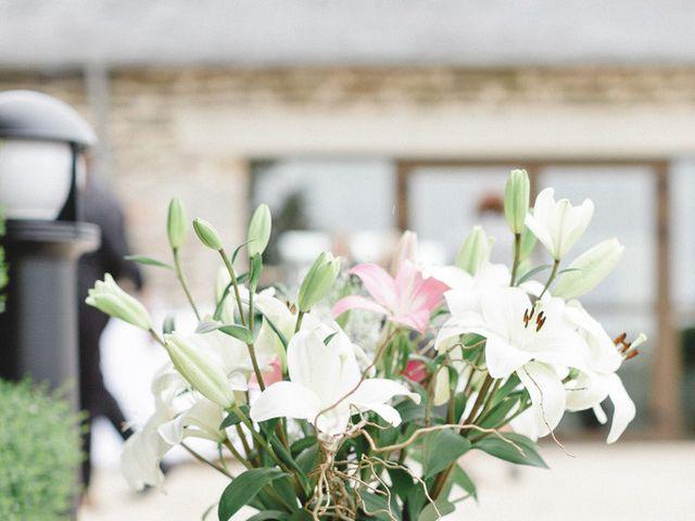 Le mariage de Nicolas et Cécile à Elliant, Finistère 16