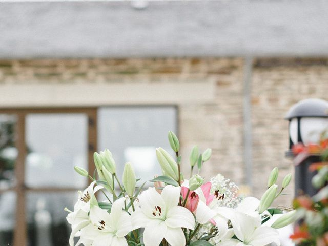 Le mariage de Nicolas et Cécile à Elliant, Finistère 17