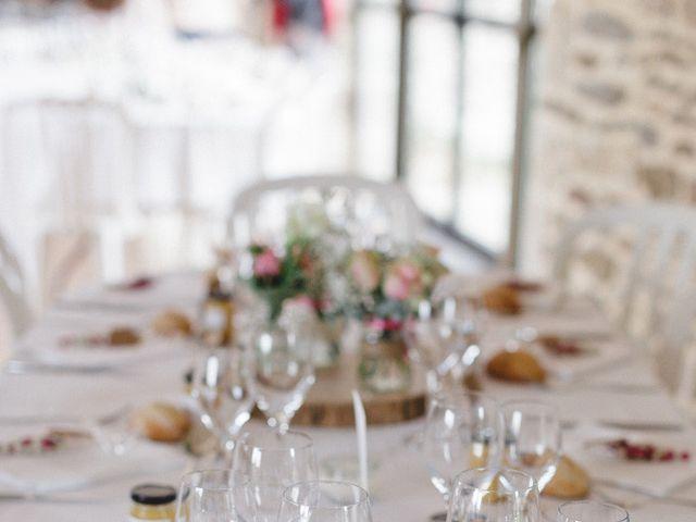 Le mariage de Nicolas et Cécile à Elliant, Finistère 22