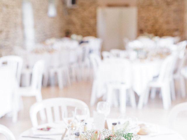 Le mariage de Nicolas et Cécile à Elliant, Finistère 28